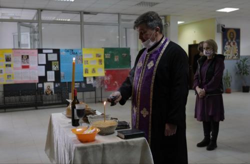 Прослава Школске Славе Светог Саве у Техничкој школи у Обреновцу